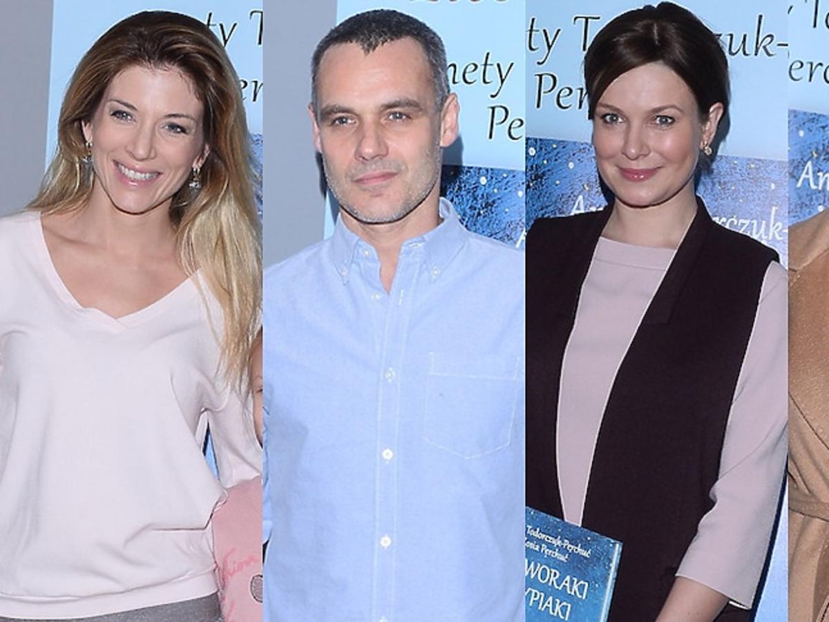 Gwiazdy na premierze książki Anety Todorczuk Perchuć