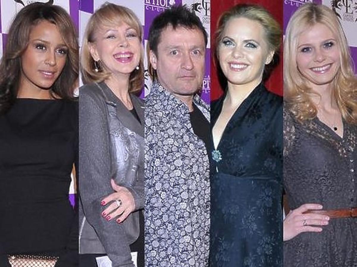 Gwiazdy na premierze nowego programu Kabaretu Moralnego Niepokoju
