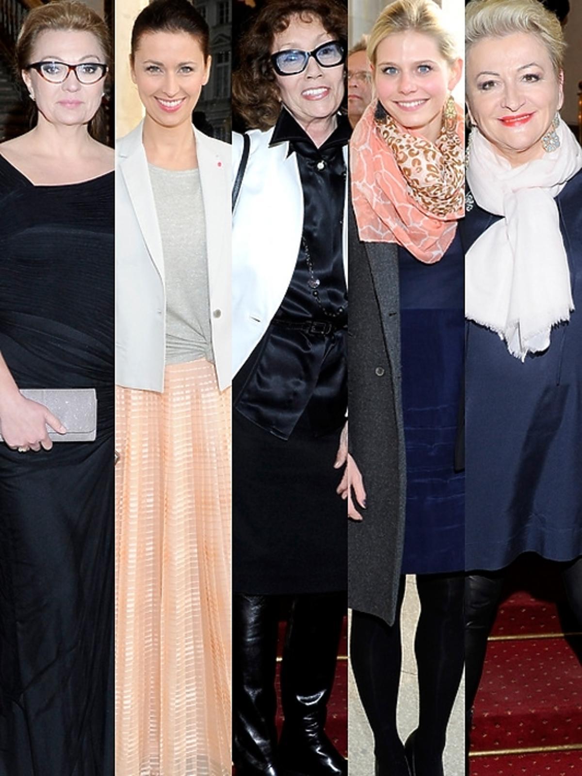 Gwiazdy na premierze opery