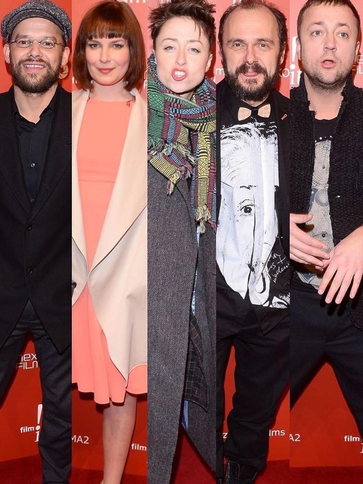 Gwiazdy na premierze