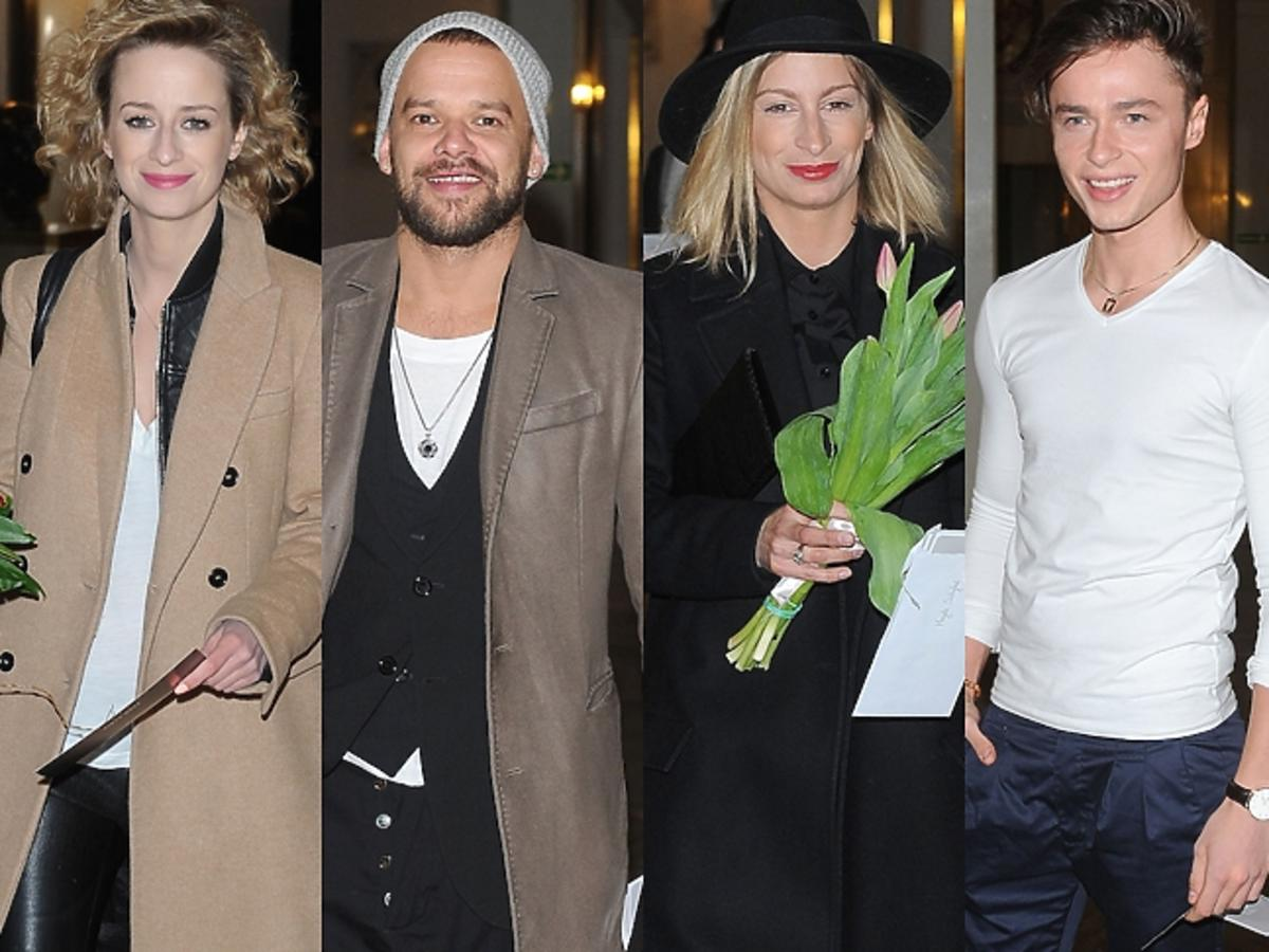 Gwiazdy na premierze projektu REM