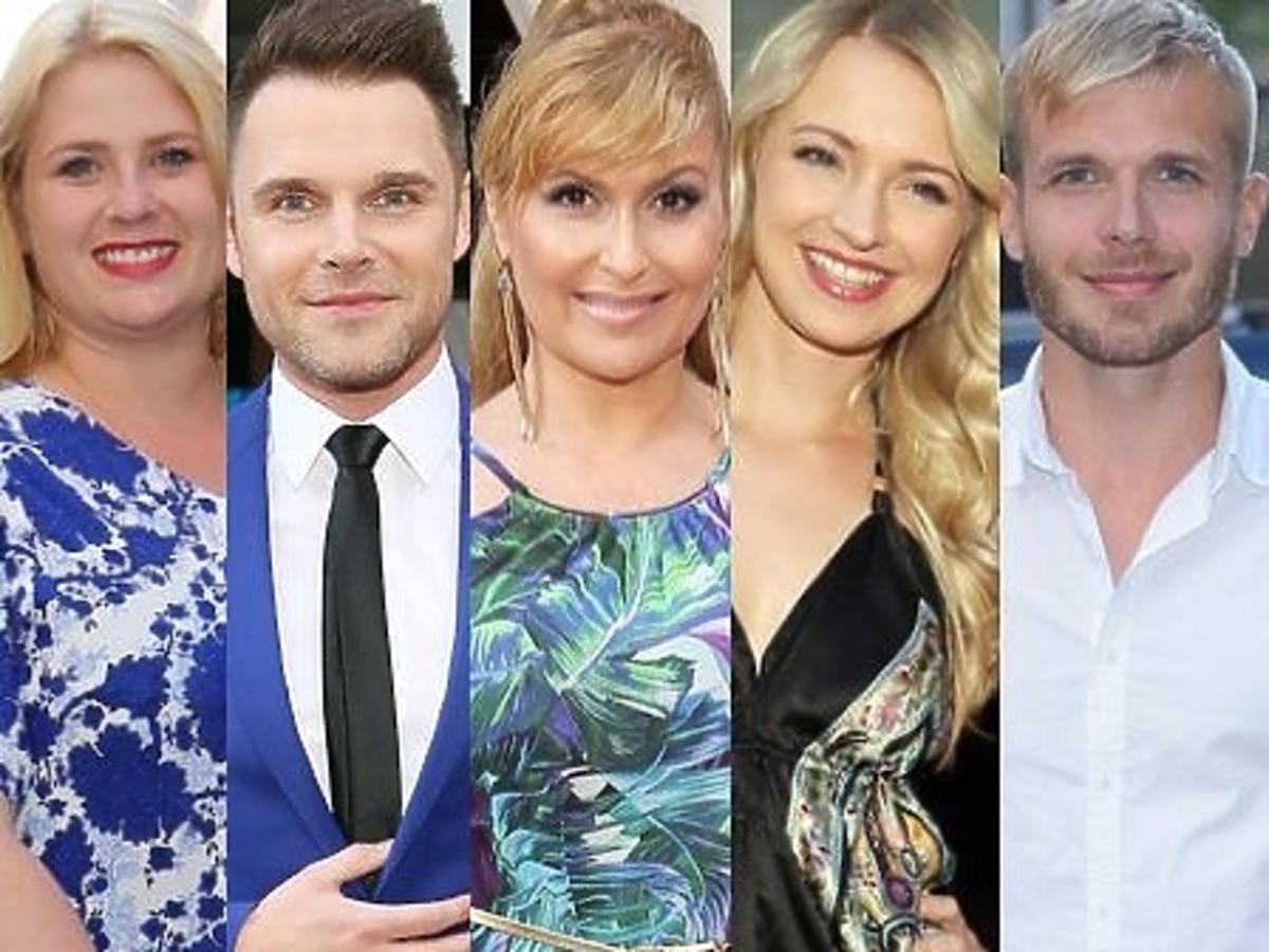 Gwiazdy na premierze teledysku Marka Kaliszuka