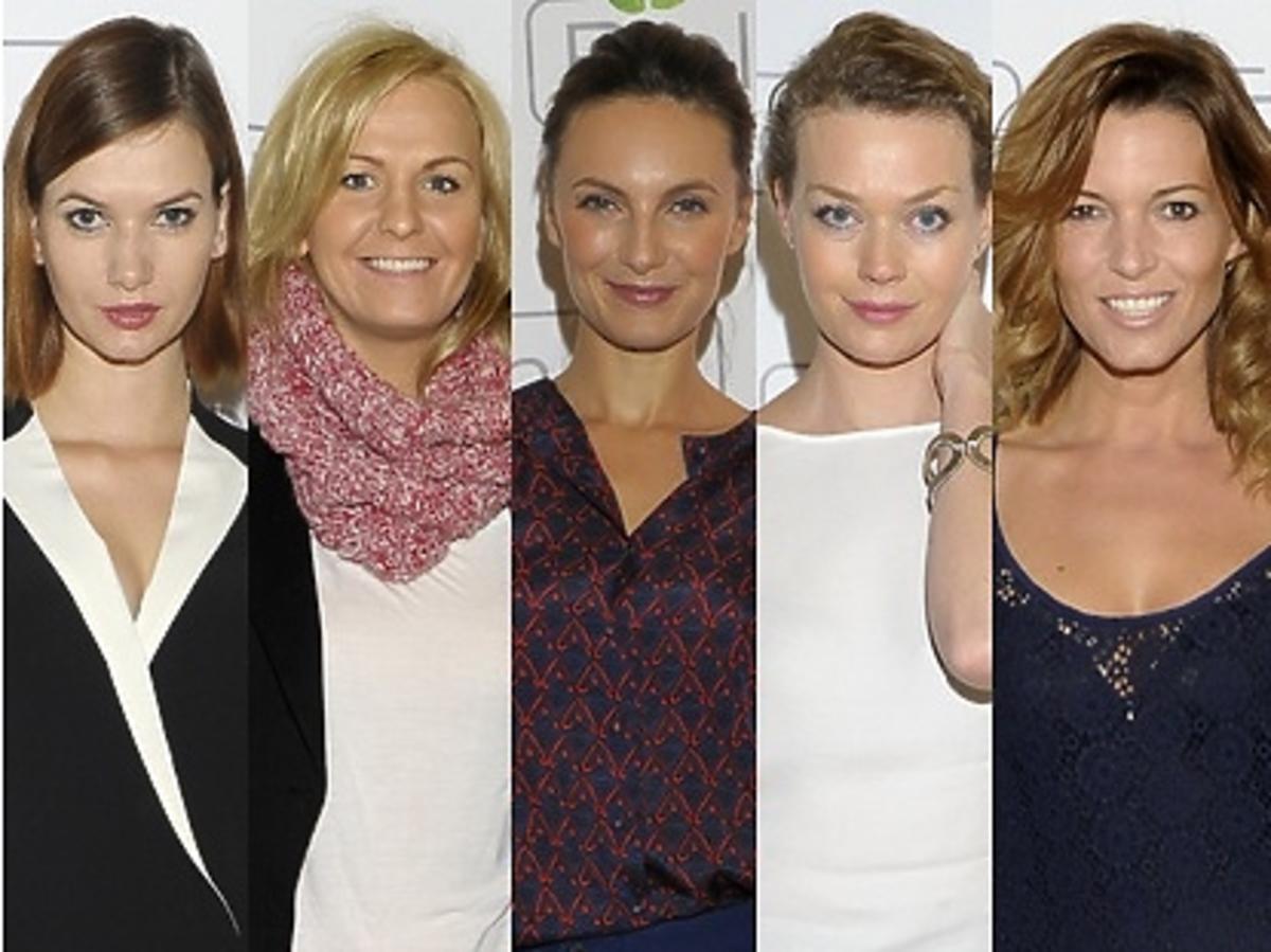 Gwiazdy na prezentacji kosmetyków marki Bielenda
