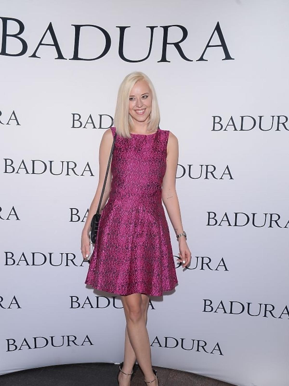 Gwiazdy na prezentacji marki Badura