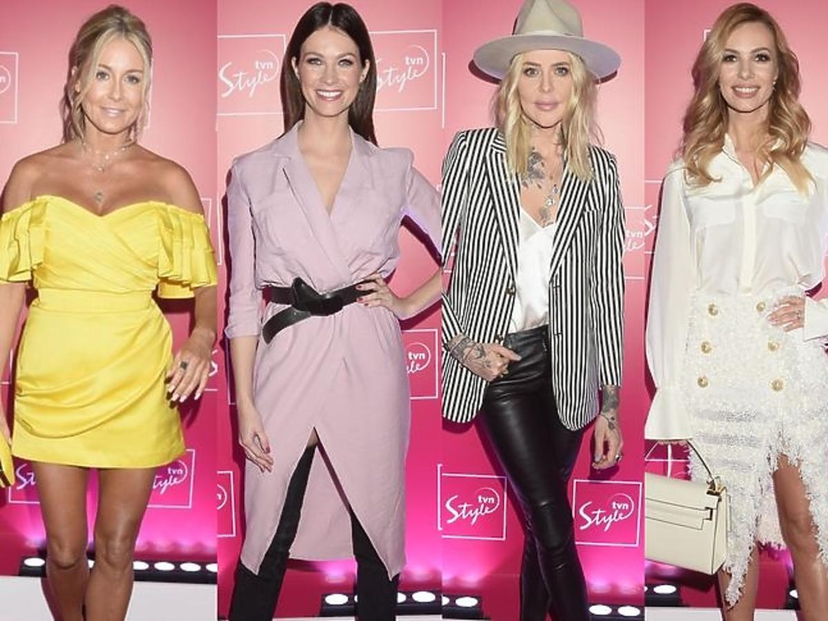 Gwiazdy na prezentacji ramówki TVN Style