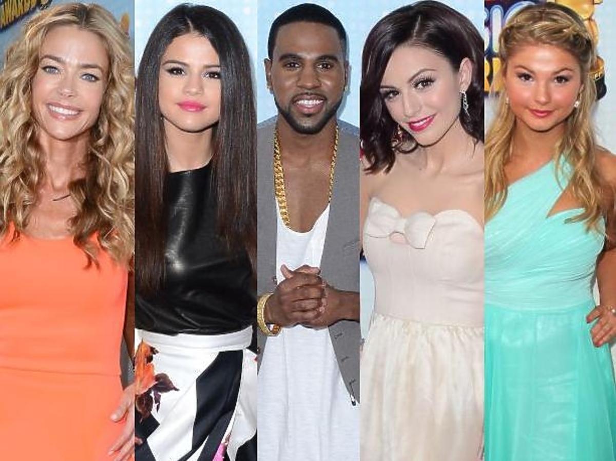 Gwiazdy na Radio Disney Music Awards 2013