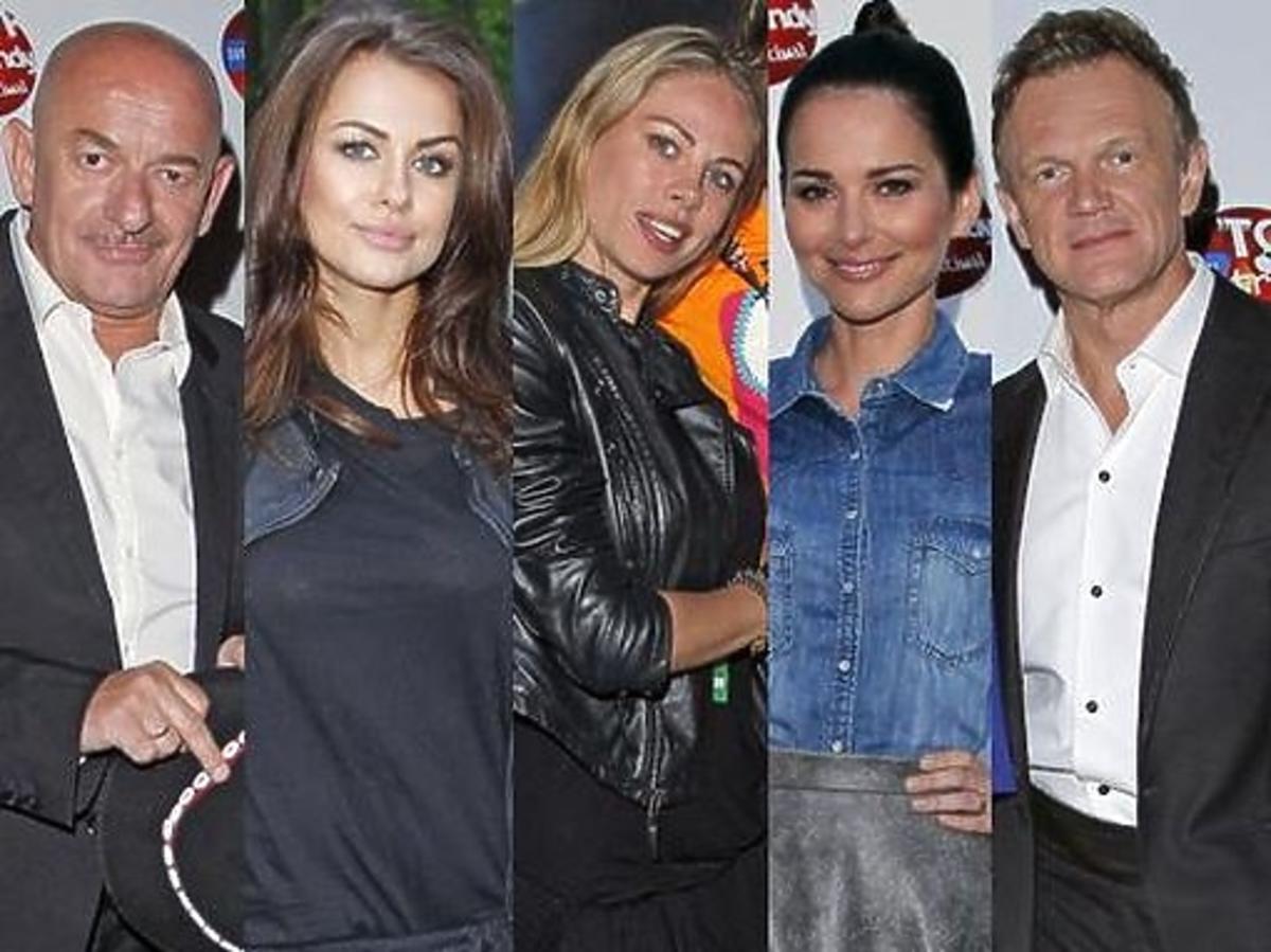 Gwiazdy na Sopockiej Nocy Kabaretowej w ramach Top Treny 2013