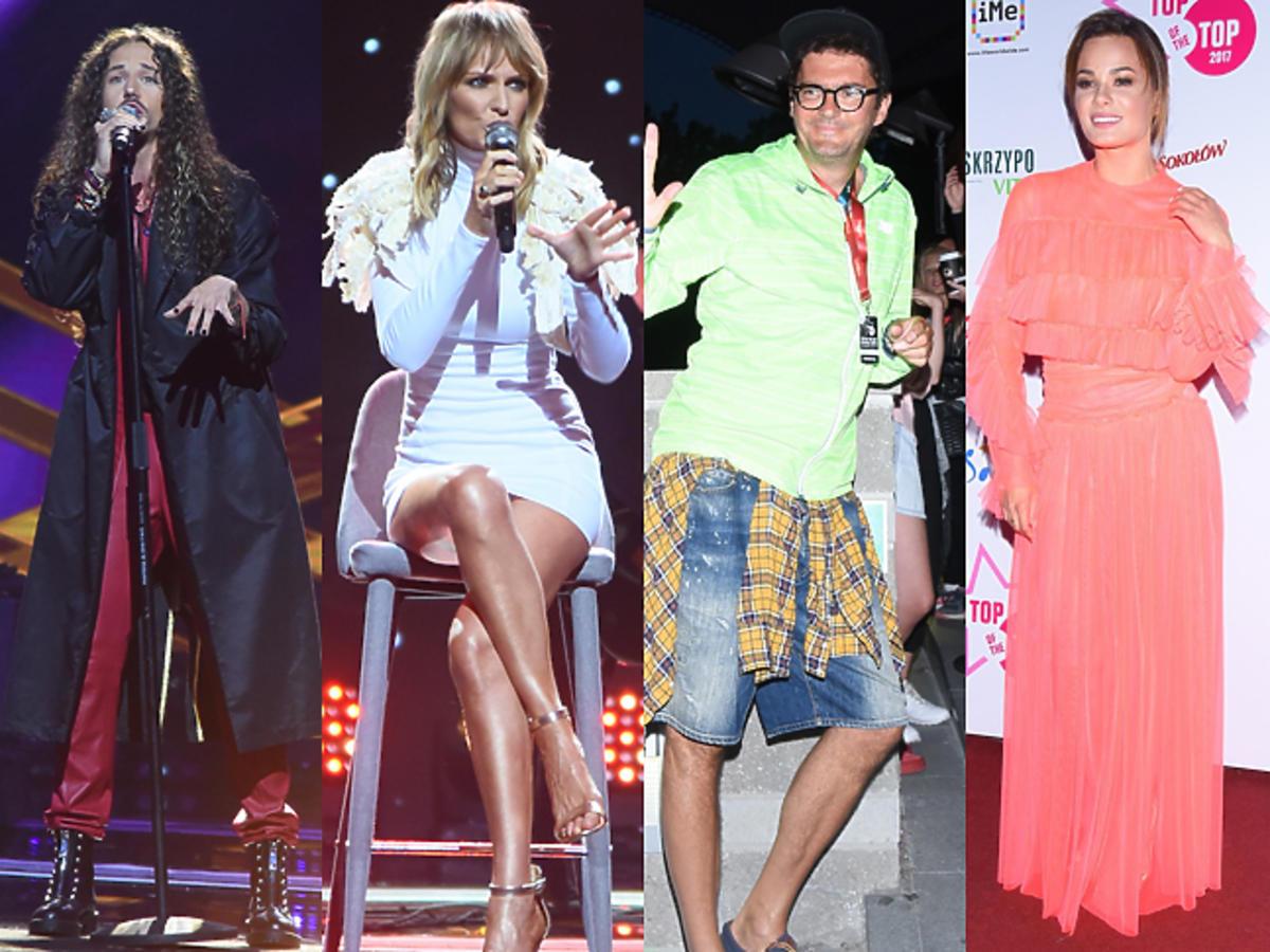 Gwiazdy na Top of The Top Festival w Sopocie