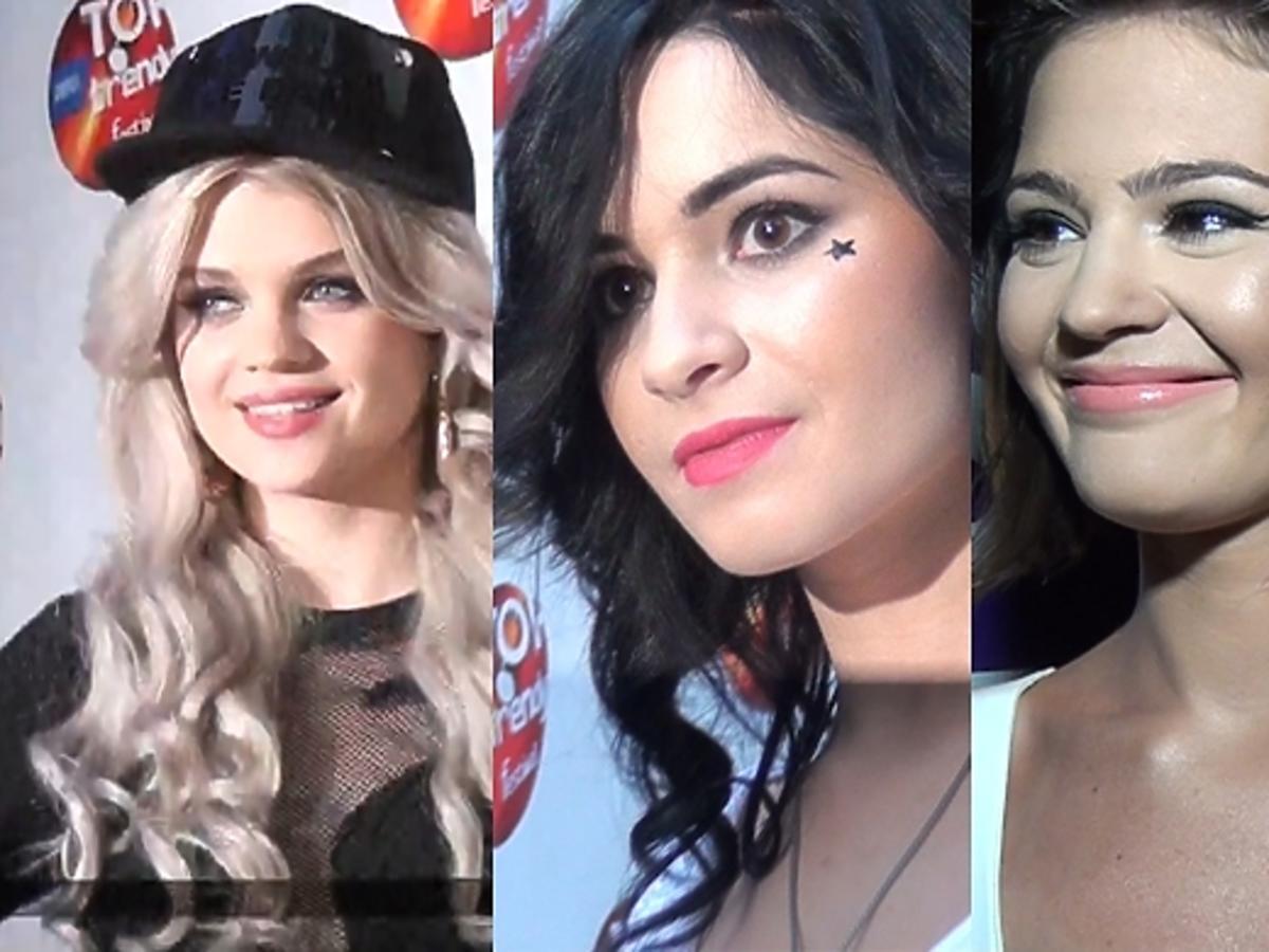 Gwiazdy na Top Trendy 2013