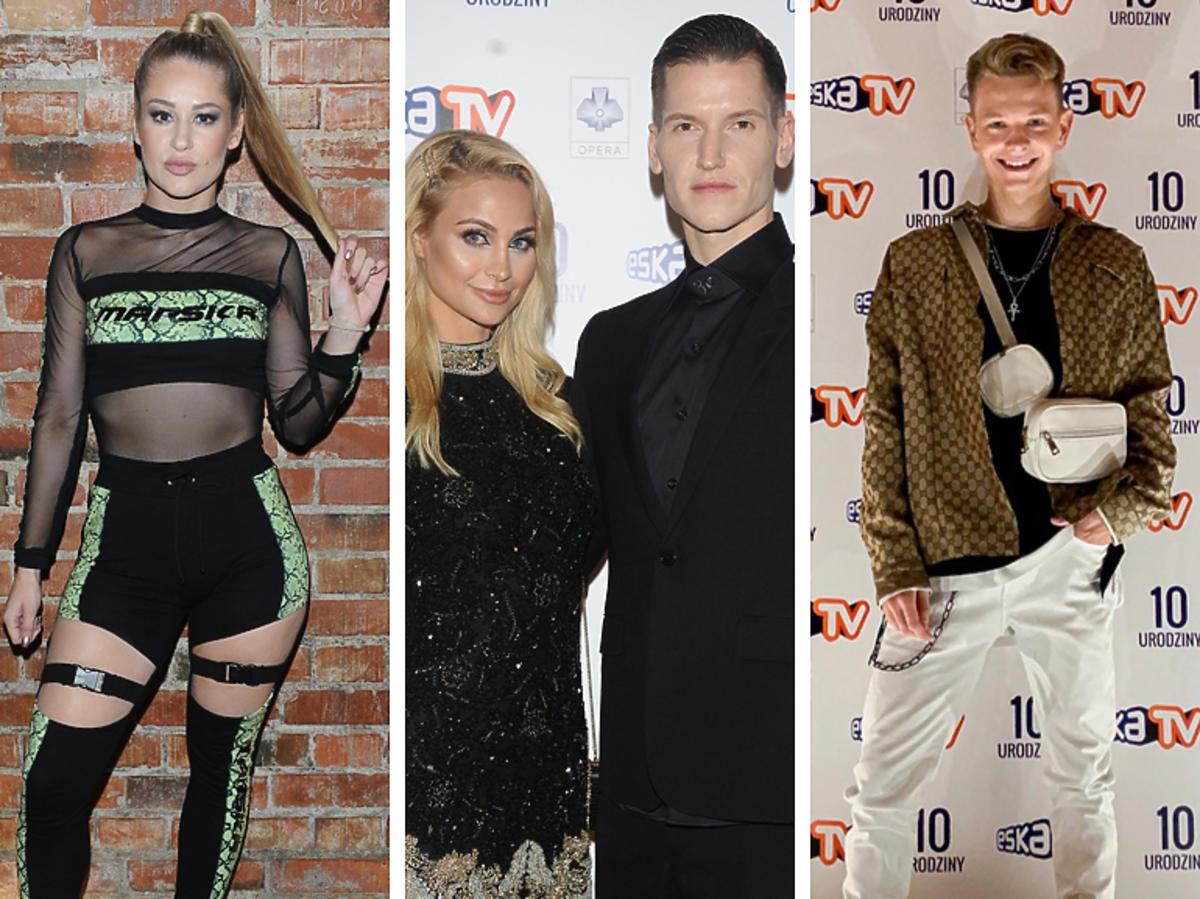 Gwiazdy na urodzinach Eski TV
