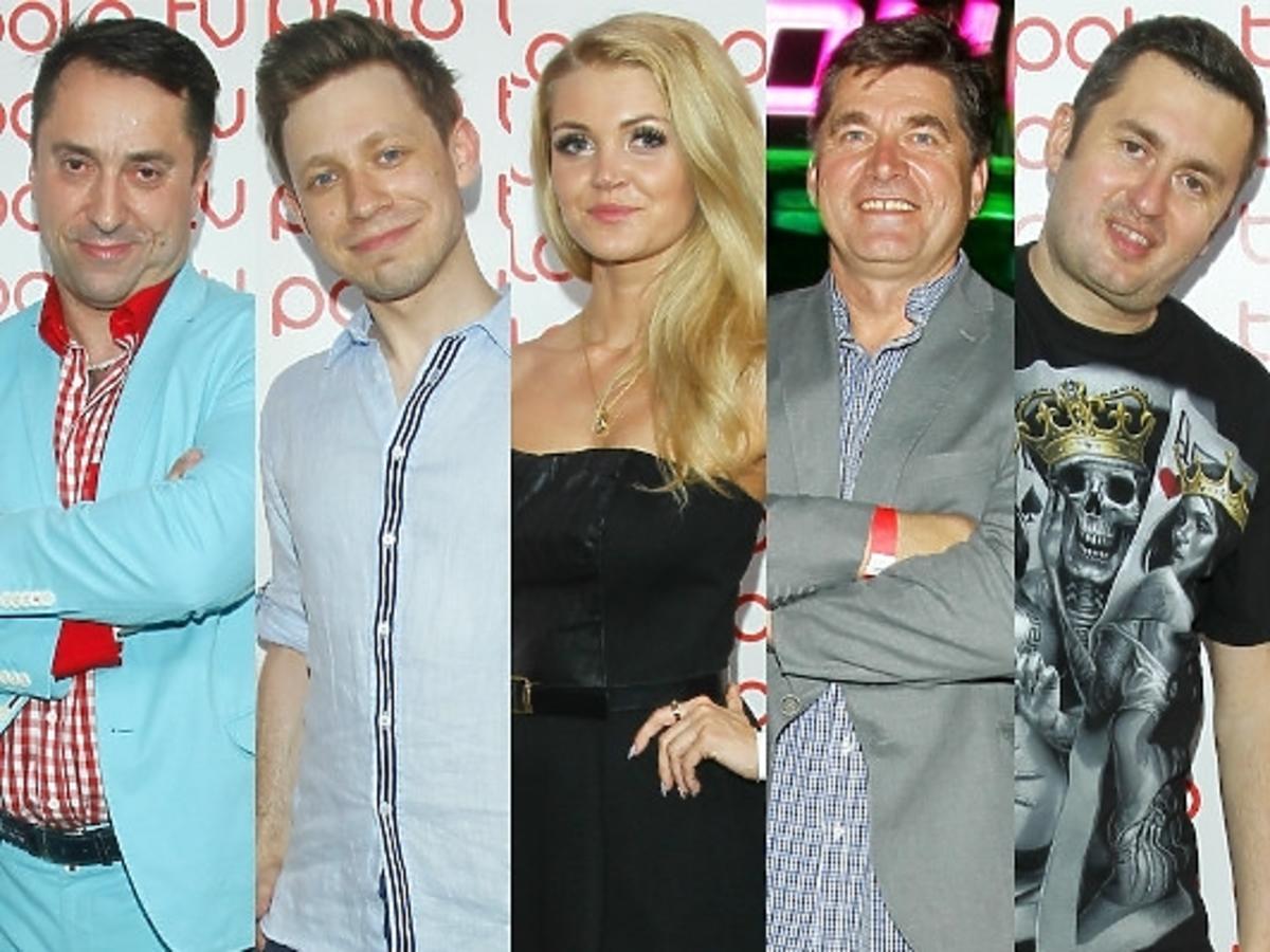 Gwiazdy na urodzinach Polo TV