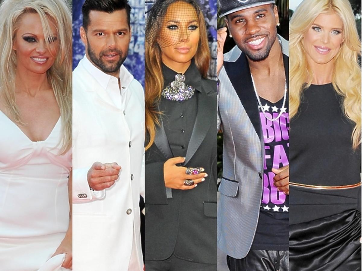 Gwiazdy na World Music Awards 2014 w Monte Carlo