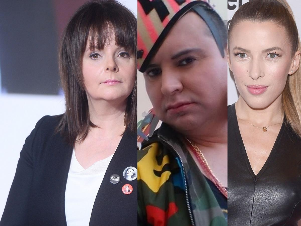 Gwiazdy oburzone stylizacją Michała Witkowskiego na Fashion Week'u
