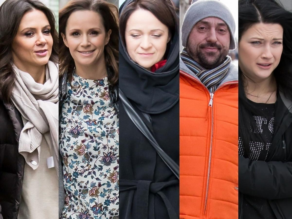 Gwiazdy pod studiem Dzień Dobry TVN