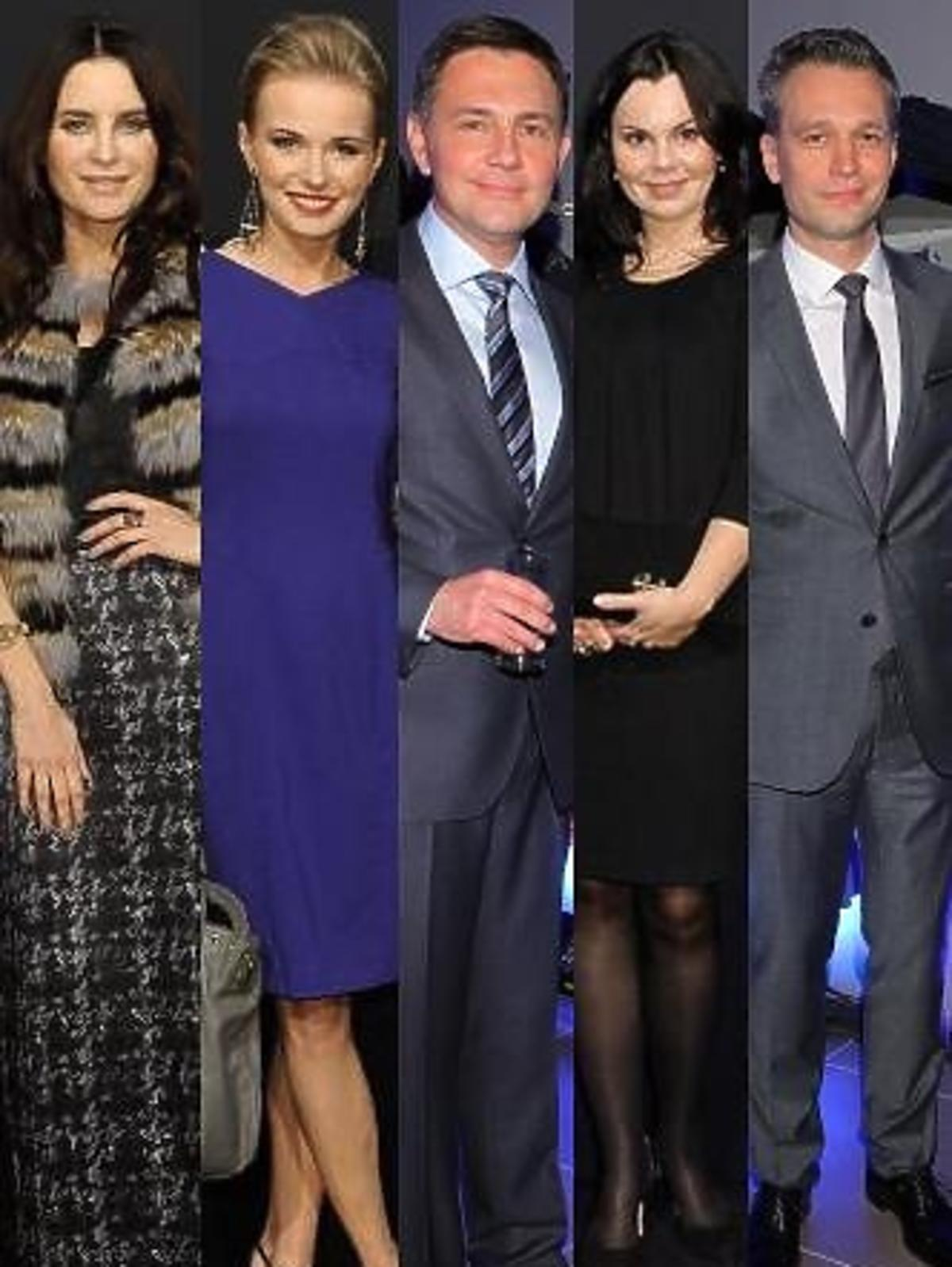 Gwiazdy podczas BOSS Fashion Event w Galerii Mokotów