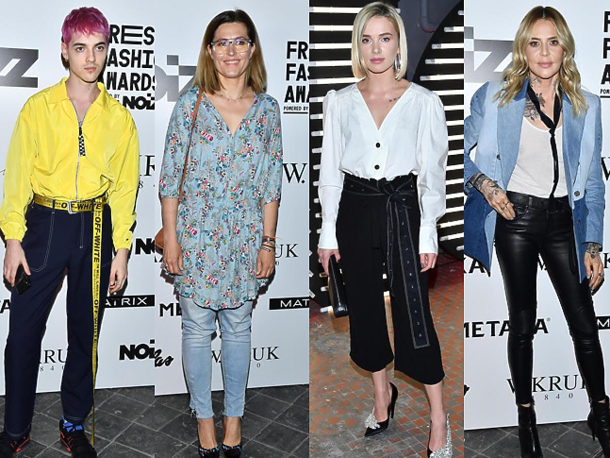 Gwiazdy podczas finału Fresh Fashion Awards powered by Noizz