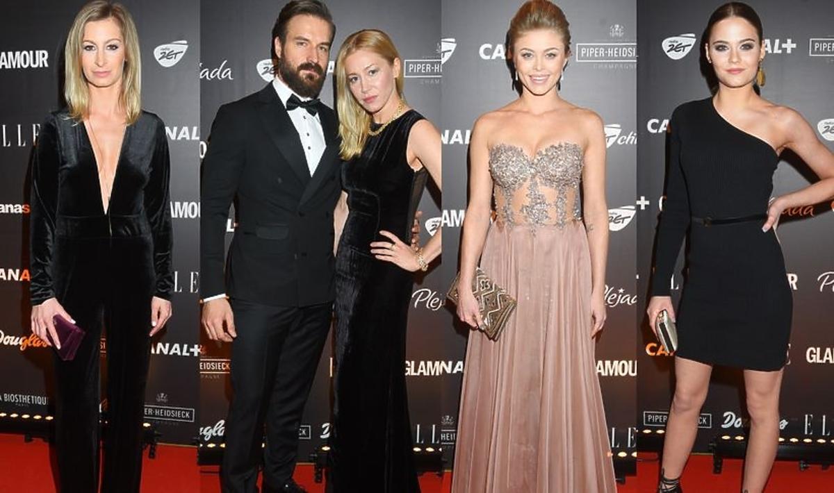 Gwiazdy podczas Wieczoru Oscarowego w Canal Plus