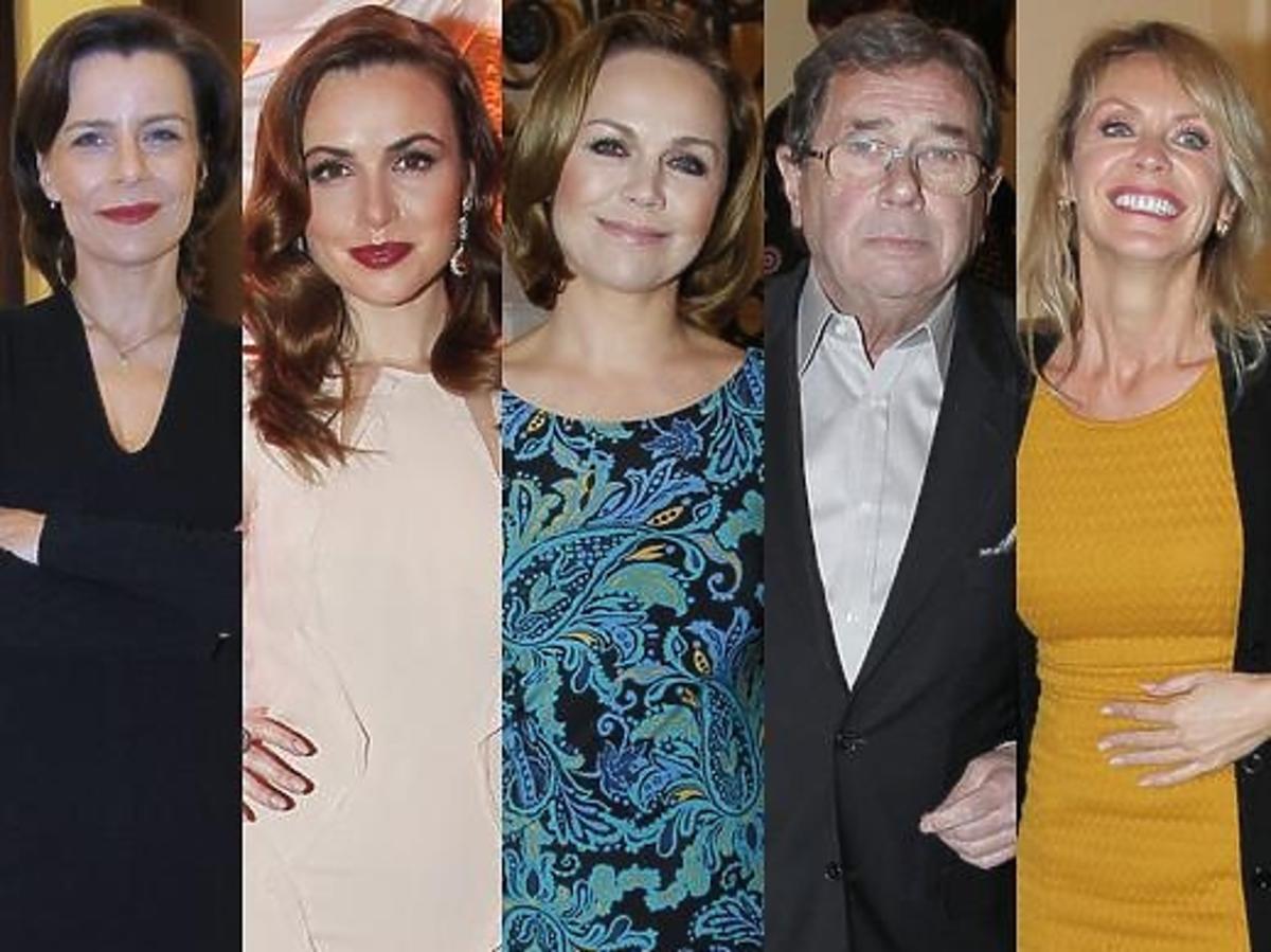 Gwiazdy teatru na rozdaniu Feliksów Warszawskich