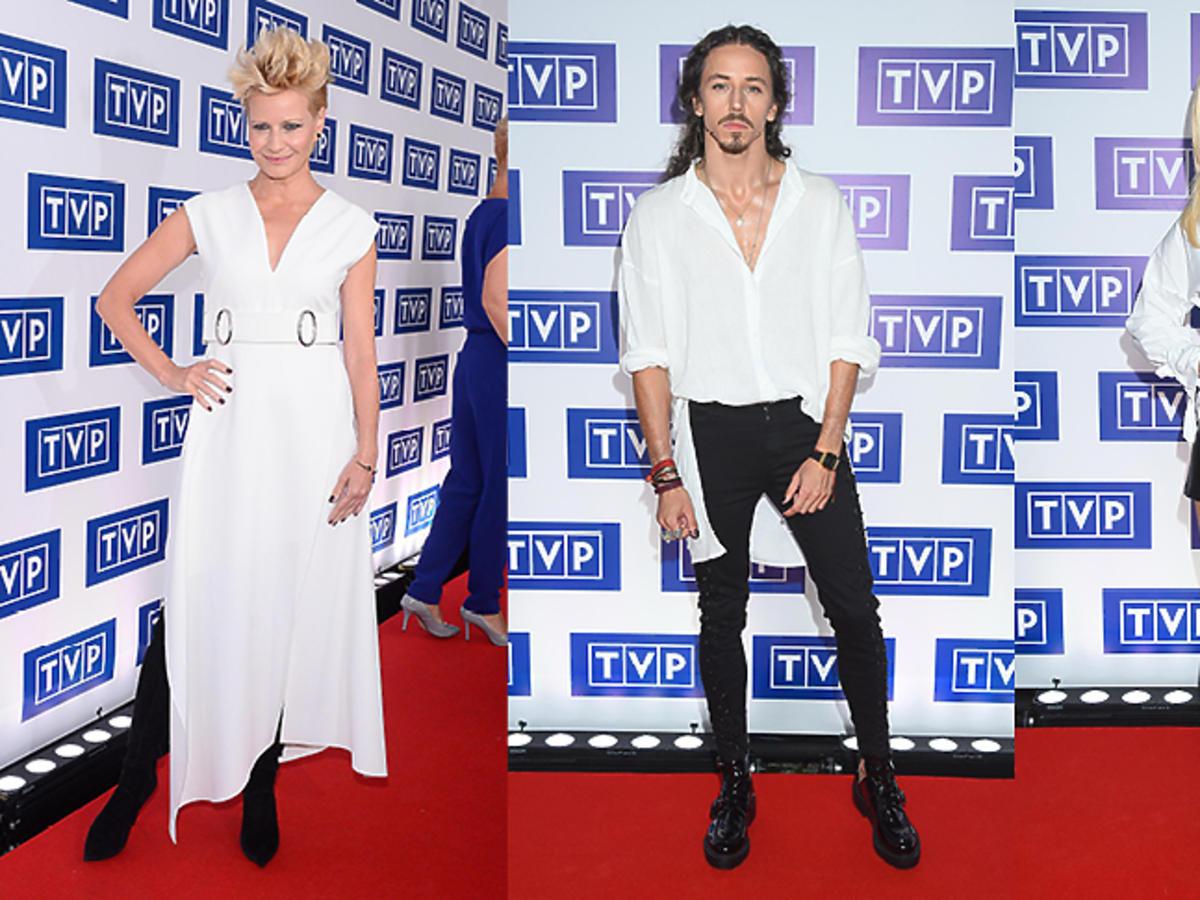 Gwiazdy w bieli na ramówce TVP