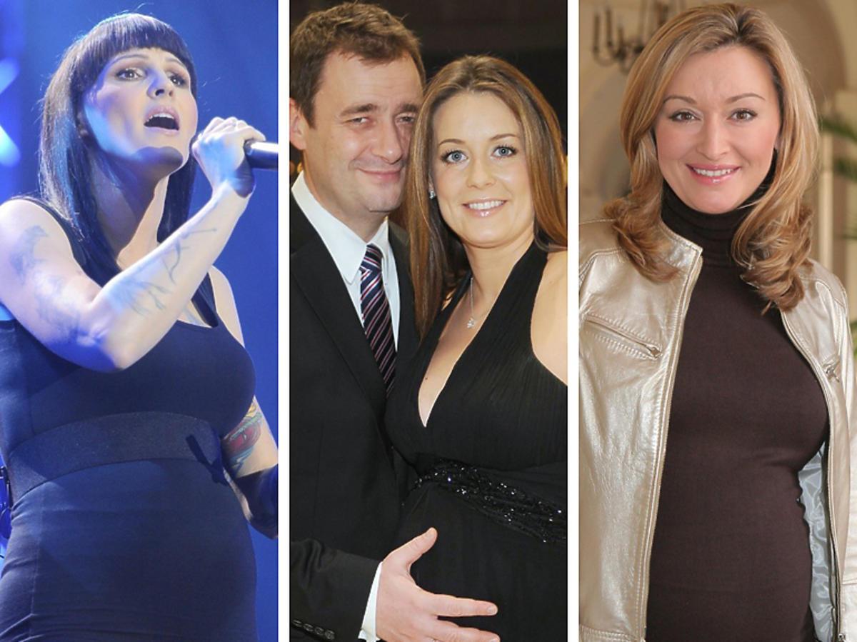 Gwiazdy w ciąży