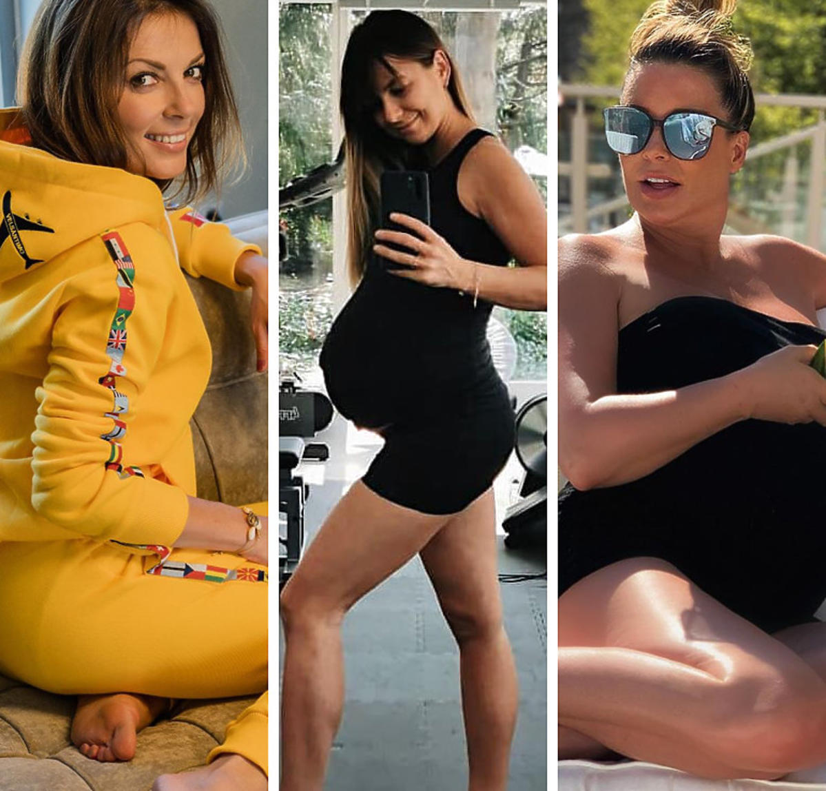 Gwiazdy w ciąży. Kto zostanie mamą?
