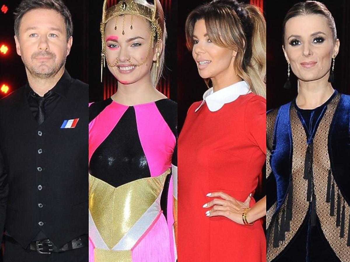 Gwiazdy w ćwierćfinale The Voice of Poland