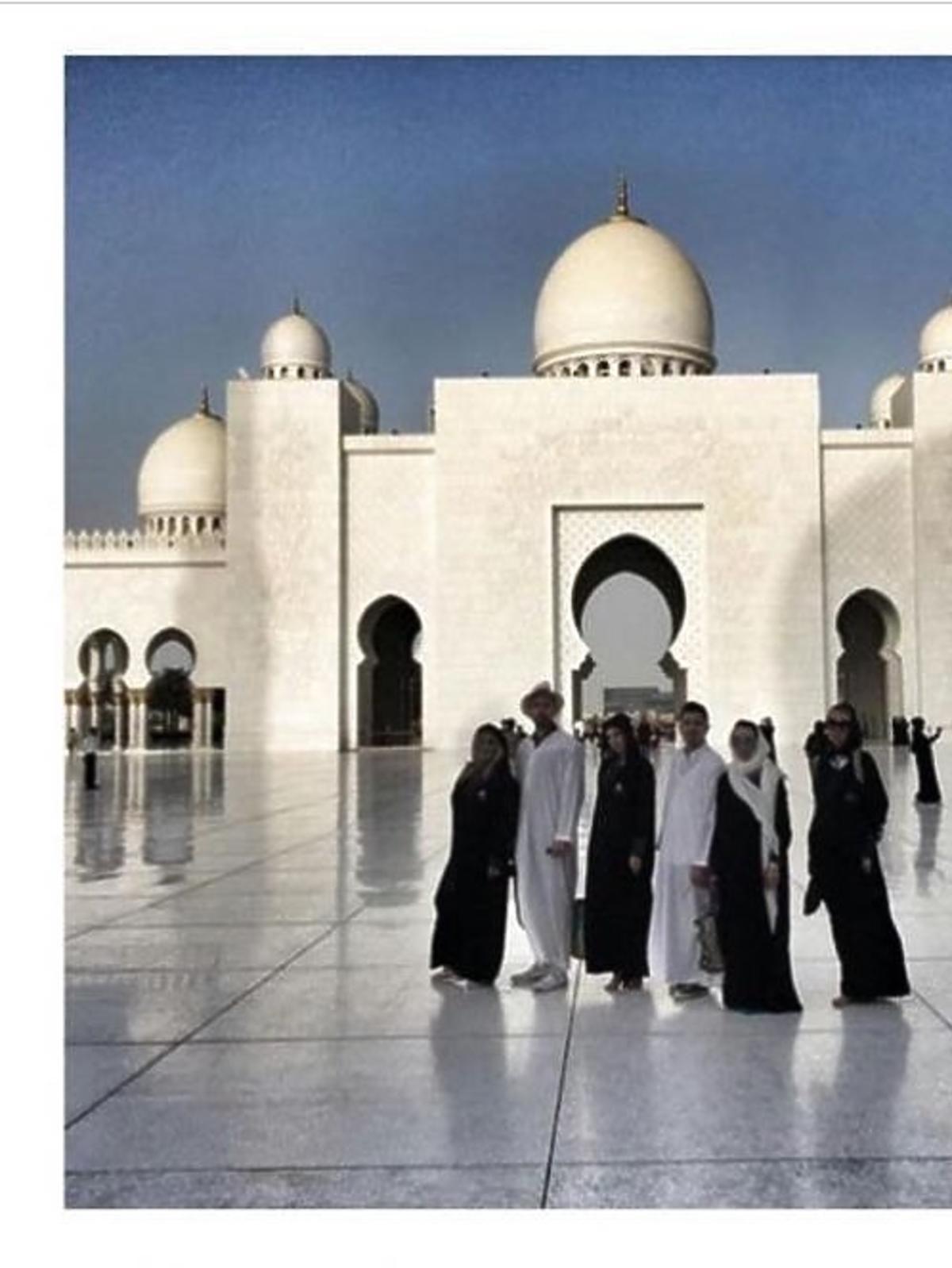 Gwiazdy w Dubaju na otwarciu butiku KAZAR