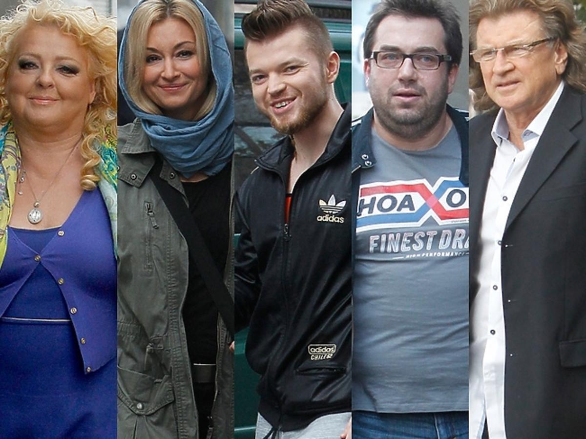 Gwiazdy w Dzień Dobry TVN