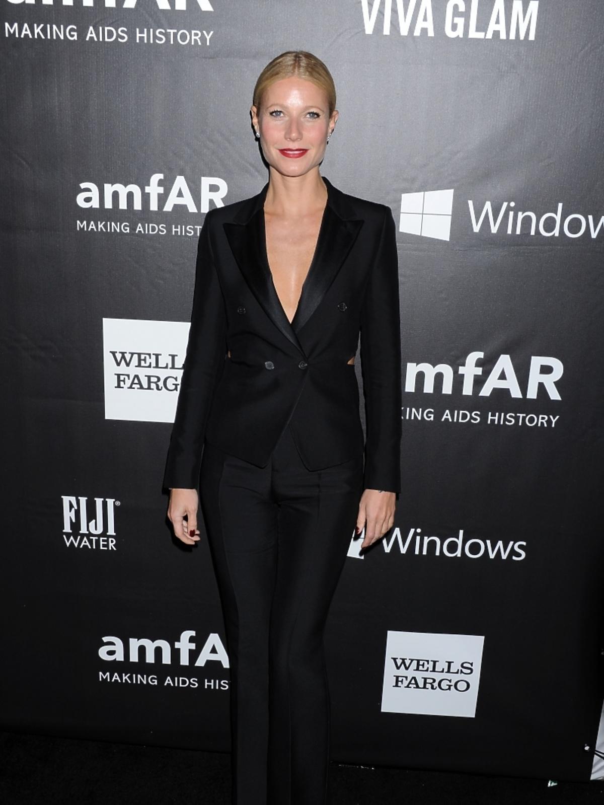 Gwyneth Paltrow na amfAR LA Inspiration Gala 2014