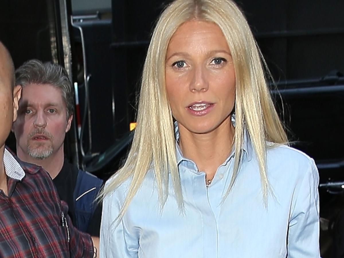 Gwyneth Paltrow rozstanie. Separacja Gwyneth Paltrow. Rozwód Gwyneth Paltrow