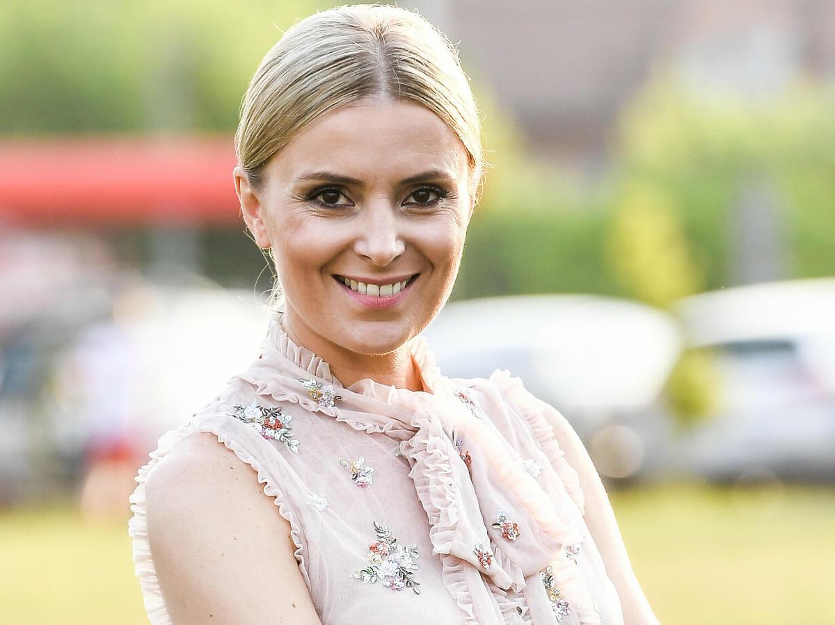 Halina Mlynkova jest w drugiej ciąży