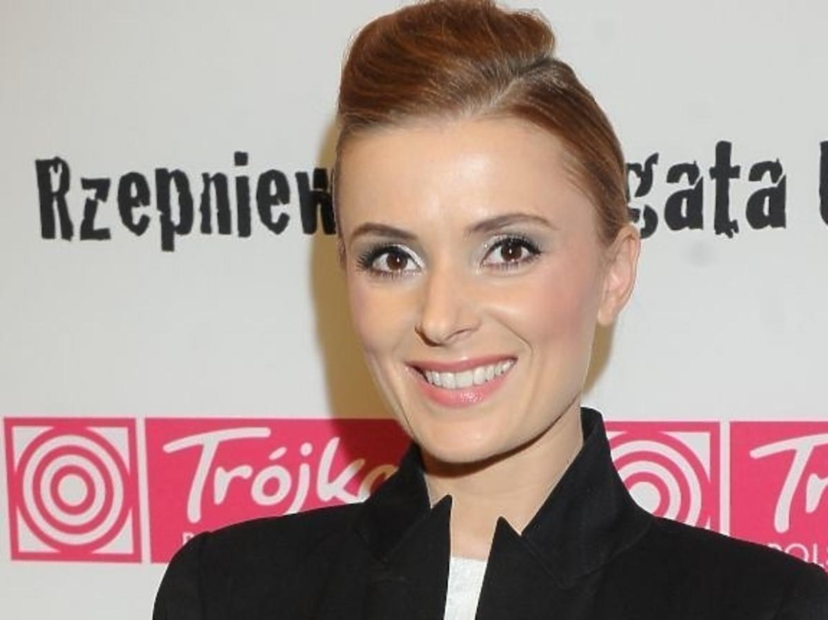 Halina Mlynkova został blondynką