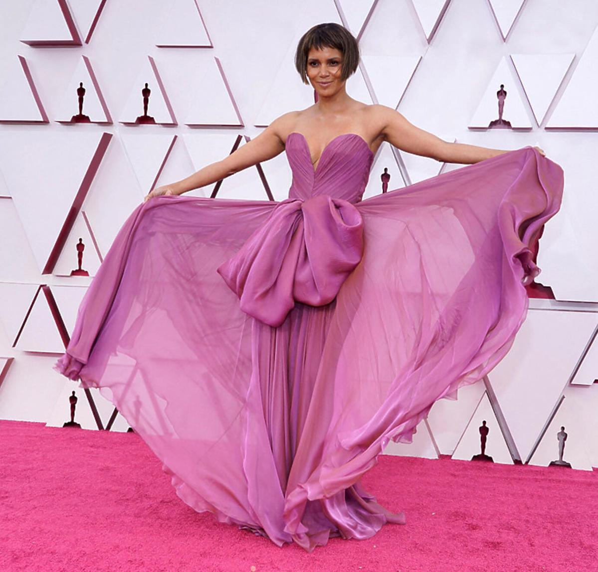 Halle Berry na 93. gali rodania Oscarów