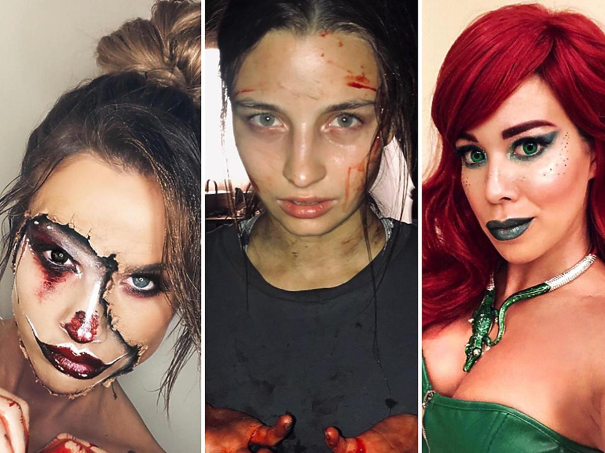 Halloween 2019 polskie gwiazdy