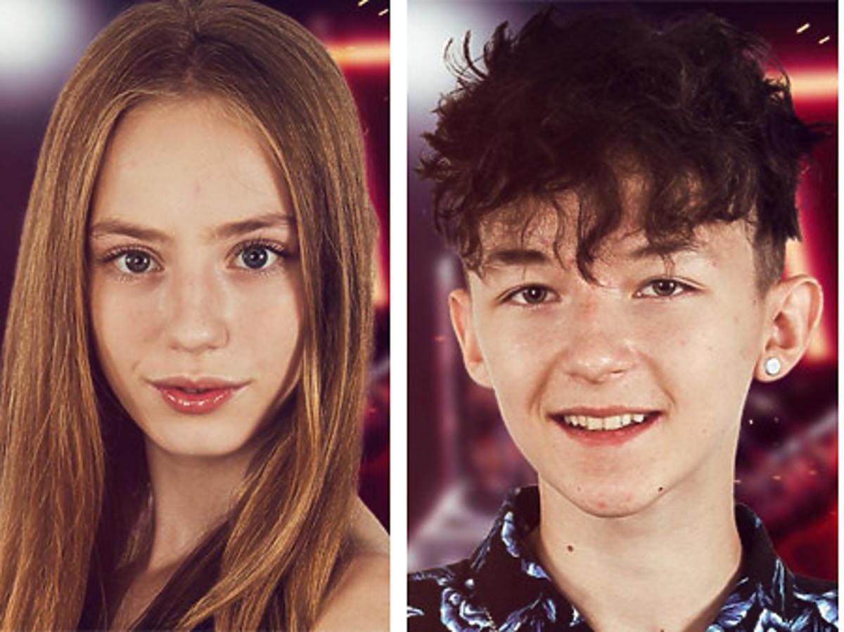 """Hania Sztachańska, Marcin Maciejczak, Natalia Kawalec z """"The Voice Kids 3"""""""