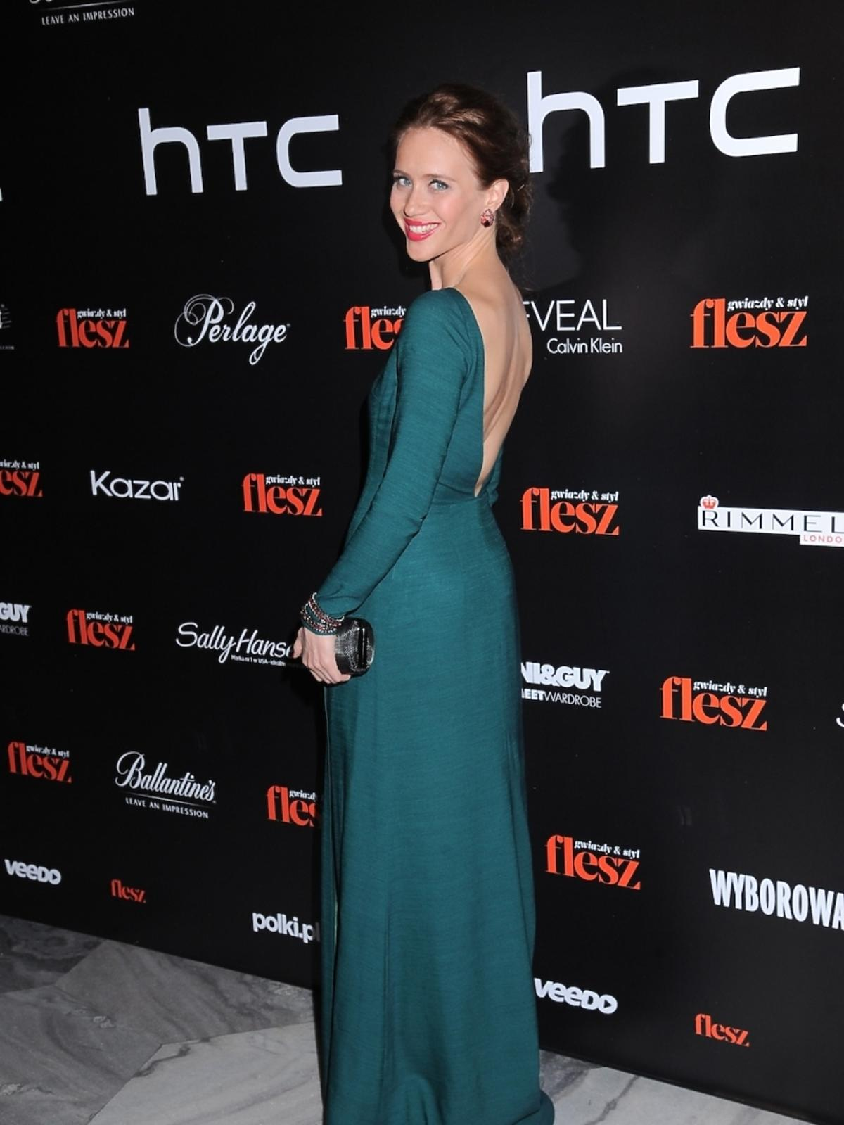 Hanna Konarowska na Flesz Fashion Night Symphony 2014