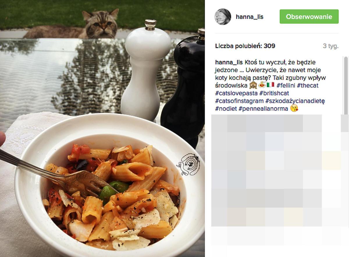 Hanna Lis ma program o smakach kuchni za granicą