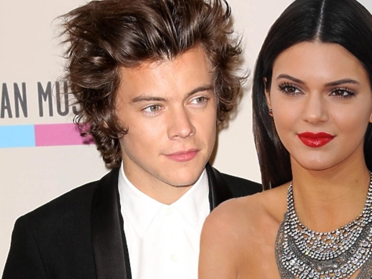 Harry z One Direction spotyka się z młodą Kardashianką