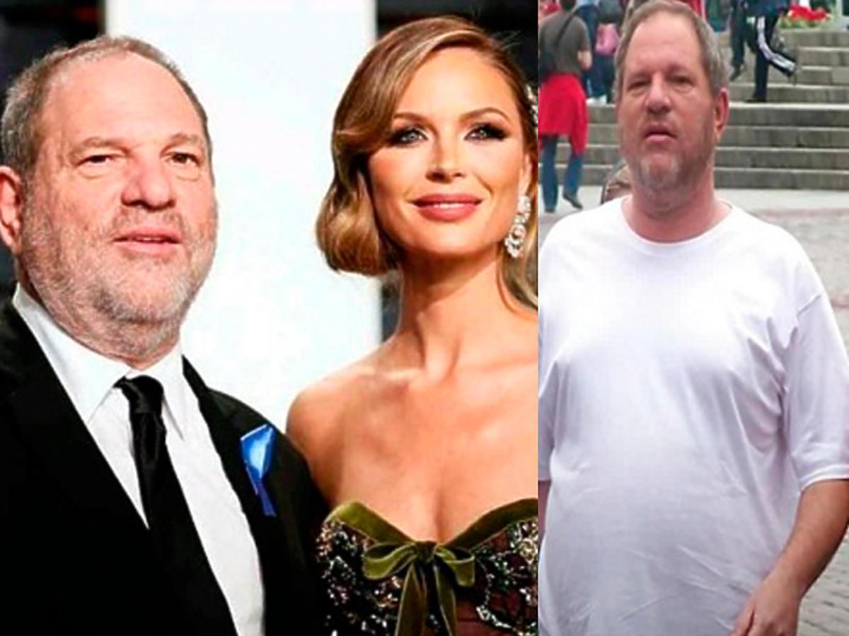 Harvey Weinstein afera molestowania w Hollywood