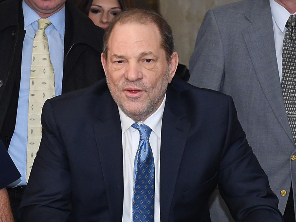 Harvey Weinstein skazany na 23 lata