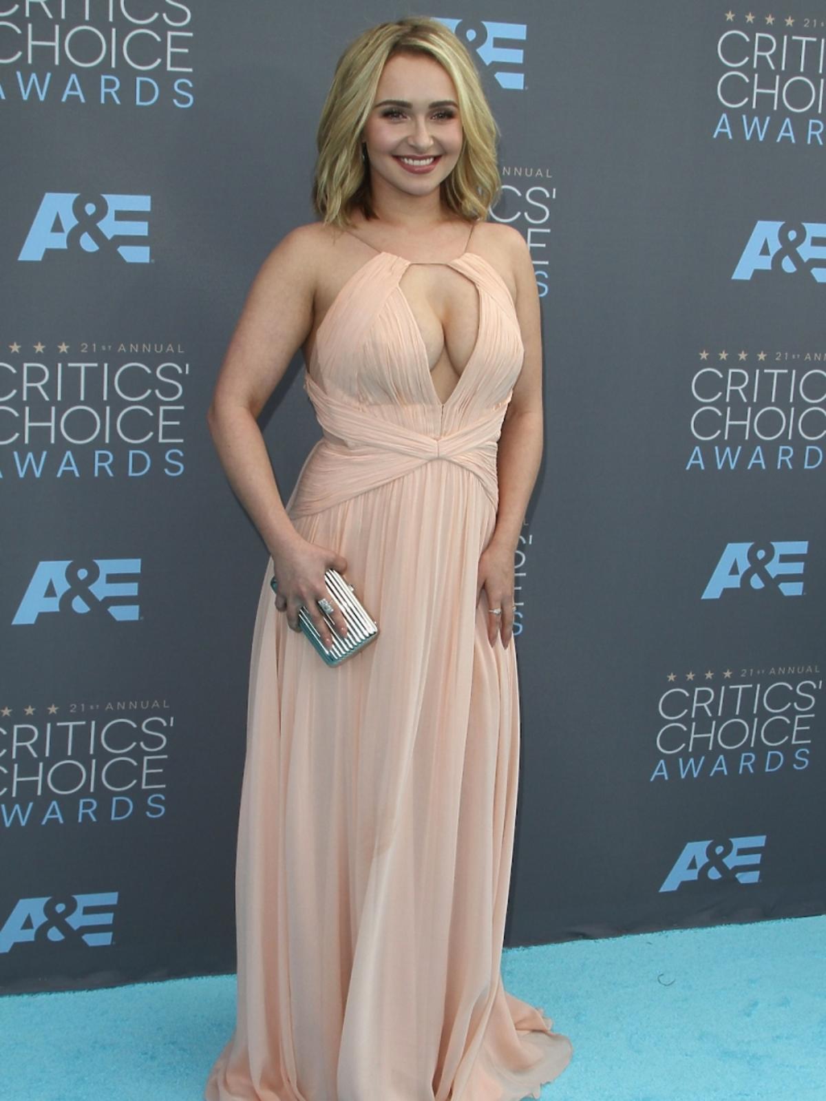 Hayden Panettiere na Critics Choice Awards 2016