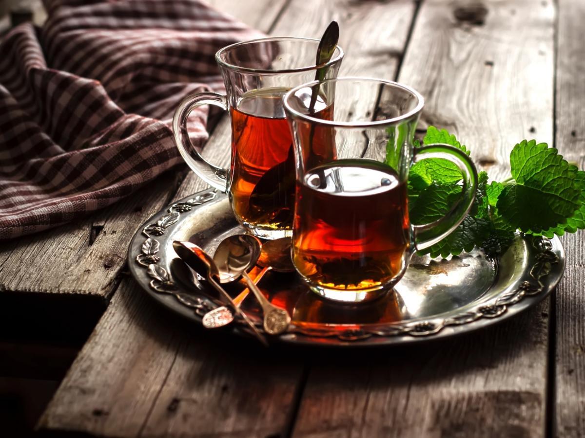 herbata pokrzywowa
