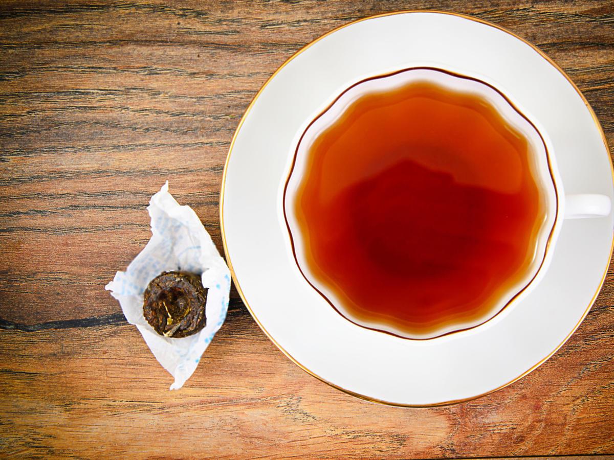Herbata pu erh
