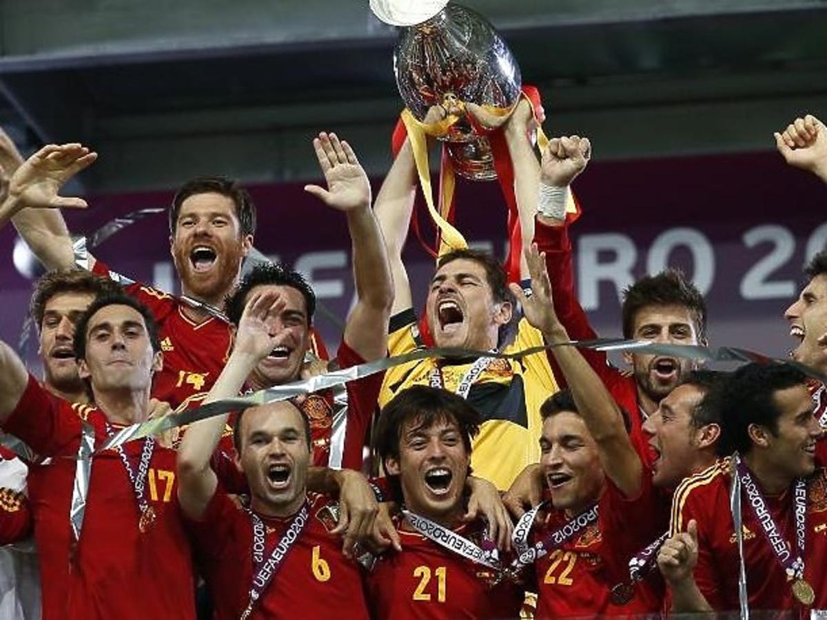 Hiszpania wygrała Euro 2012!