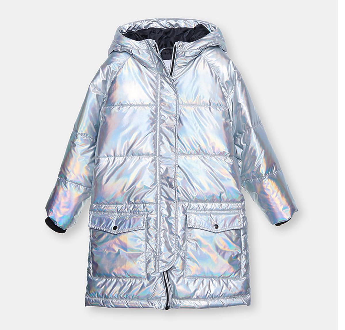 Holograficzna kurtka Sinsay