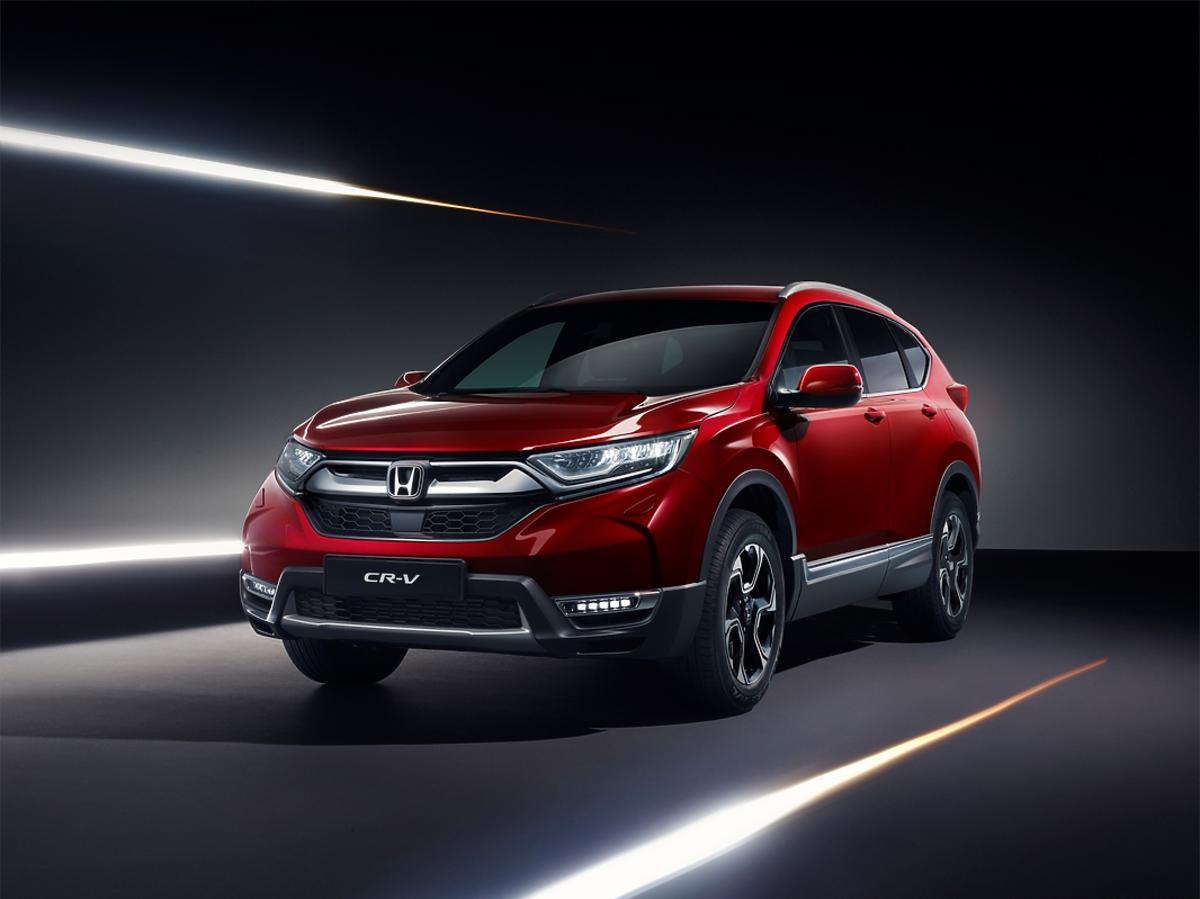 Honda CR-V, jedna z premier Geneva Motor Show