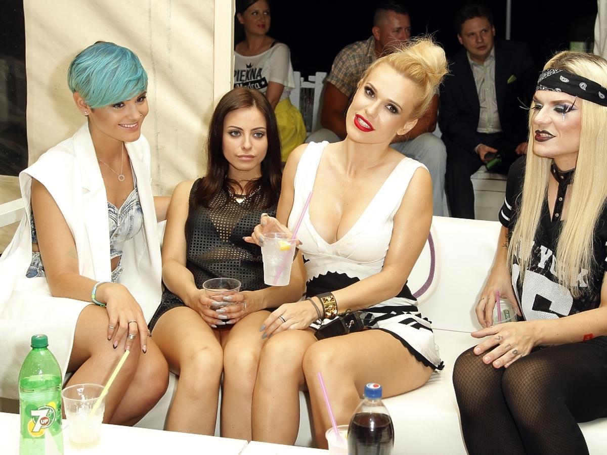 Honey, Marta Waldorf, Doda i Dżaga na urodzinach 4fun.tv