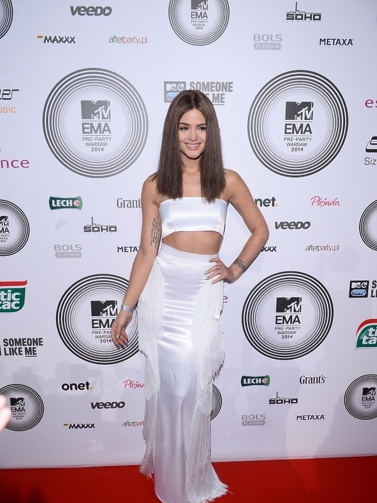 Honey na MTV EMA Pre-Party 2014