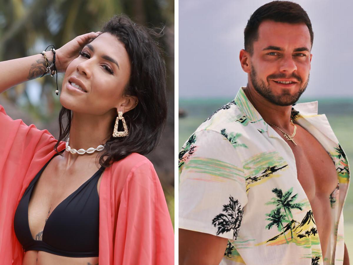 """""""Hotel Paradise 3"""": Krzysztof i Sara zbliżyli się po programie?! Komentarz Sary mówi wiele"""