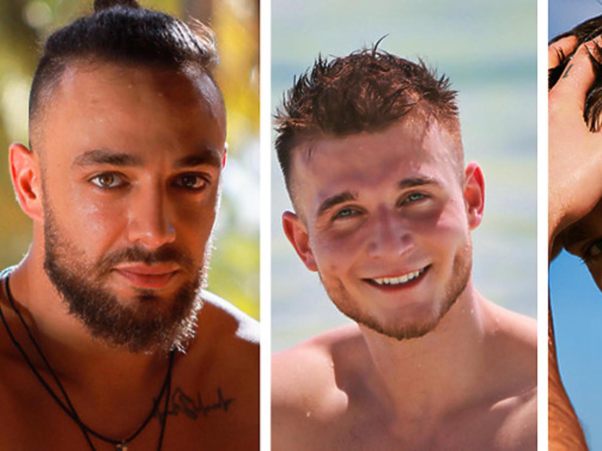 Hotel Paradise 3 - uczestnicy bez koszulek
